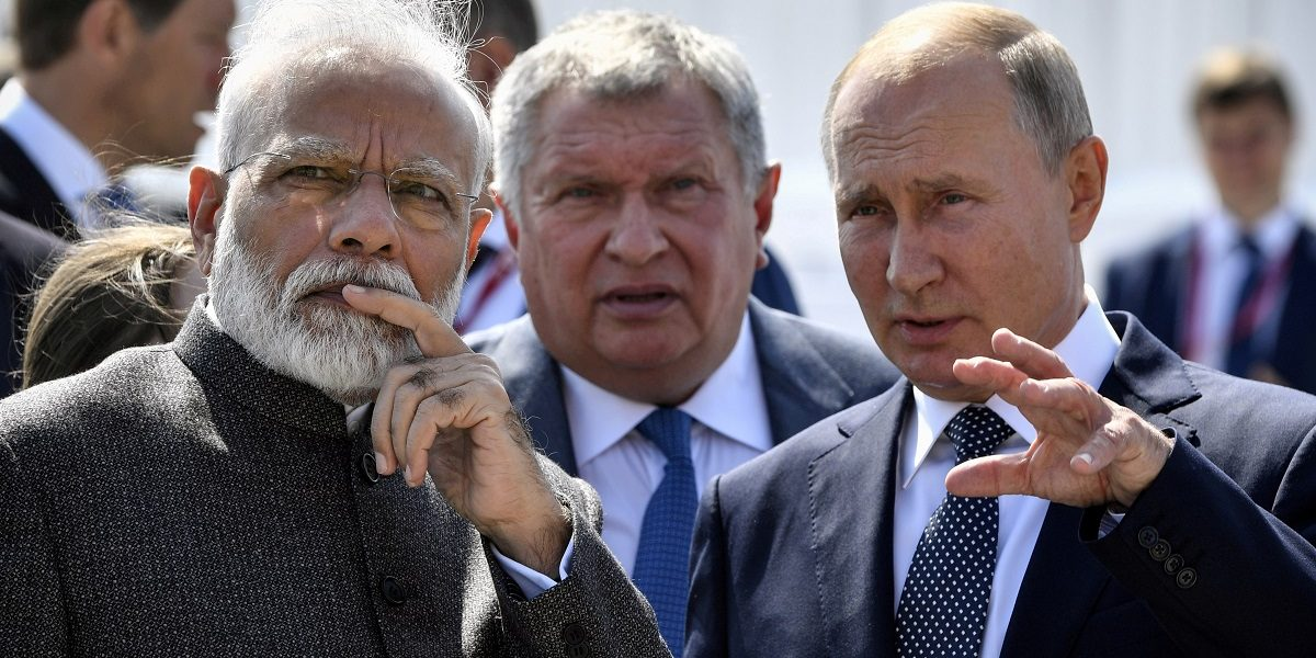 India Must Look to Russia for a Mutually Beneficial Energy Partnership