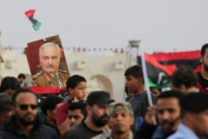 Fifty Years After the Revolution, Libya is in a Labyrinth