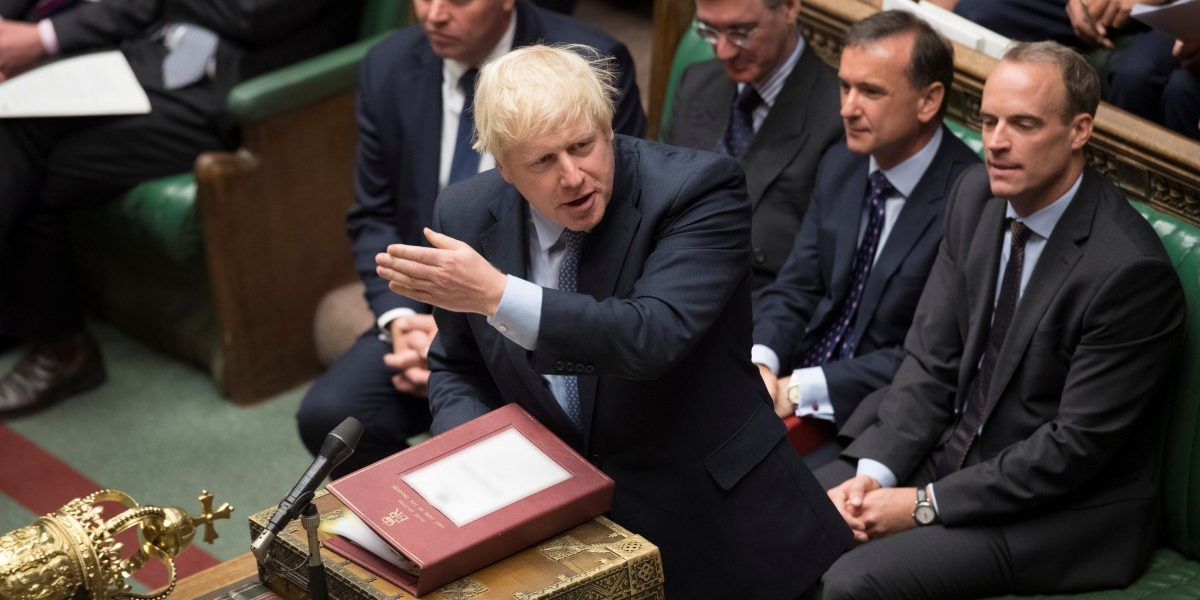 UK PM Boris Johnson Defeated on Brexit Legislation for First Time Since Election