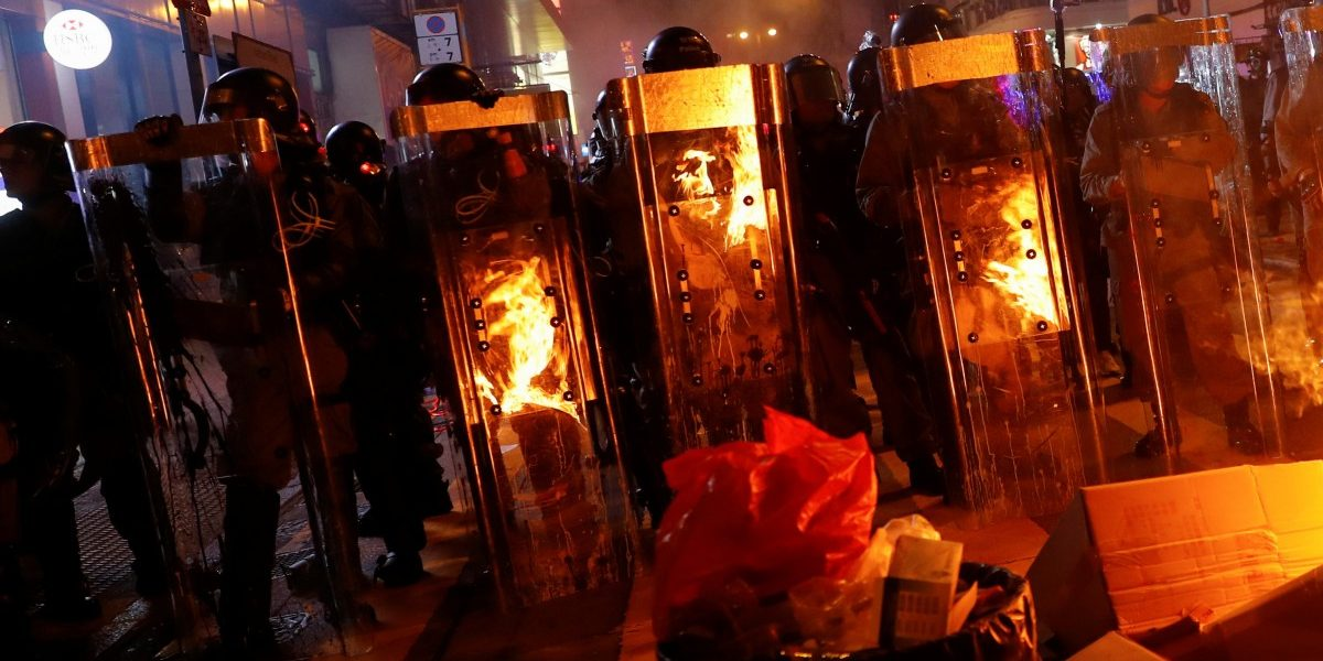 Hong Kong: How the Police Trained for Riots