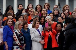 Women in Politics: Adornments and Witches