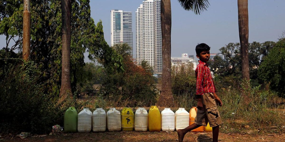 How Did India End up Staring at a Water-Uncertain Future?