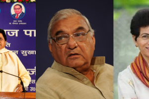 Mayawati's Meeting With Hooda-Selja Sparks Speculation About an Alliance