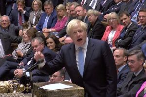 Brexit: UK Lawmakers Reject Johnson's Snap Election Call; Parliament Suspended