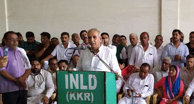 Haryana: With Vice President Ashok Arora Resigning, INLD Left In Disarray