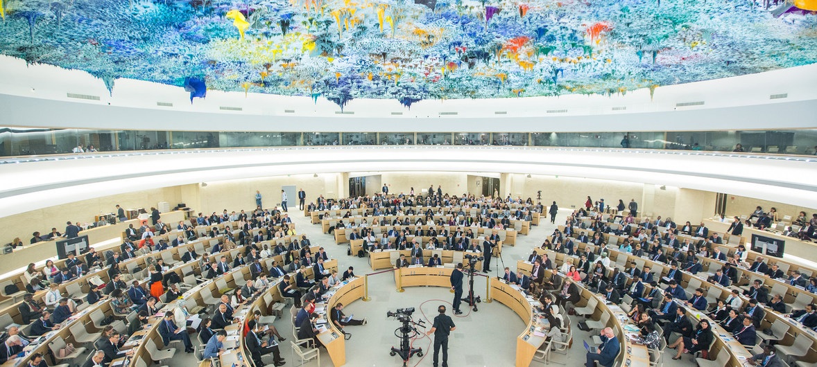 UNHRC: India Downplays Concerns Over Kashmir, Flags Pakistan's Poor Record on Terrorism