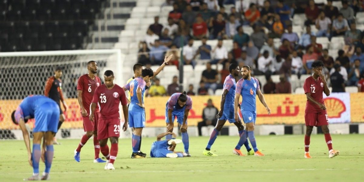 India steal a point away from Asian champions Qatar