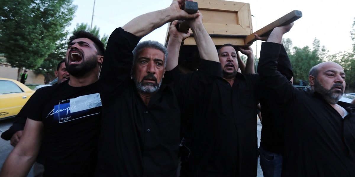 More than 30 dead in stampede at Iraqi Shiite shrine