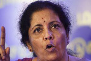 A Millennial's (Guilt-Ridden) Response to Nirmala Sitharaman