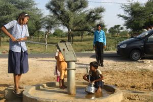 Groundwater in Rajasthan Fouled by Natural and Human-Made Toxins