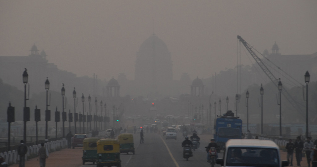 'Bad Ozone' From Indo-Gangetic Plains May Be Affecting Entire Indian Subcontinent