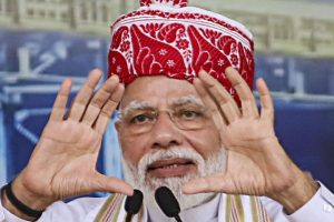 Modi Launches Pension Scheme for Small, Marginal Farmers and Traders