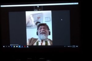 Denied Indian Visa, Shahidul Alam Attends Delhi Event Via Skype