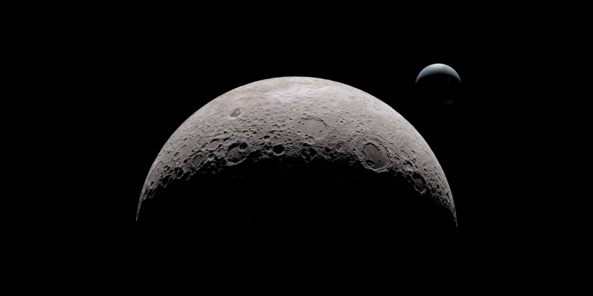 Backstory: The Far Side of the Moon Where the Media Dare Not Go