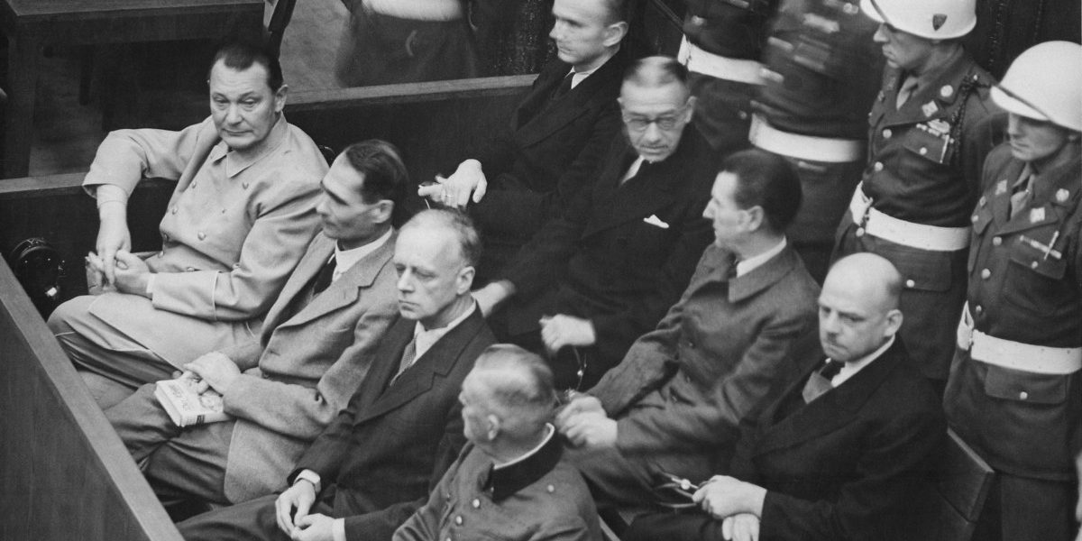 COVID-19 and Crimes Against Humanity: What the Nuremberg-Hague Trials Can Teach Us
