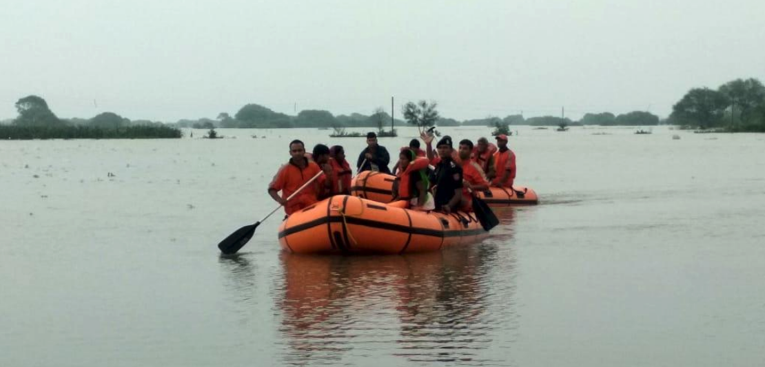 To Tackle MP Floods, Special Prayers to Rivers, Divorces of Frogs