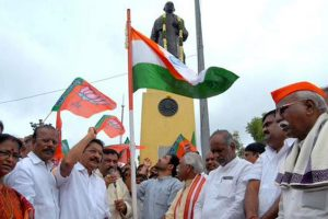 To Advance Hindutva Message, BJP Sets Stage for Telangana Liberation Day