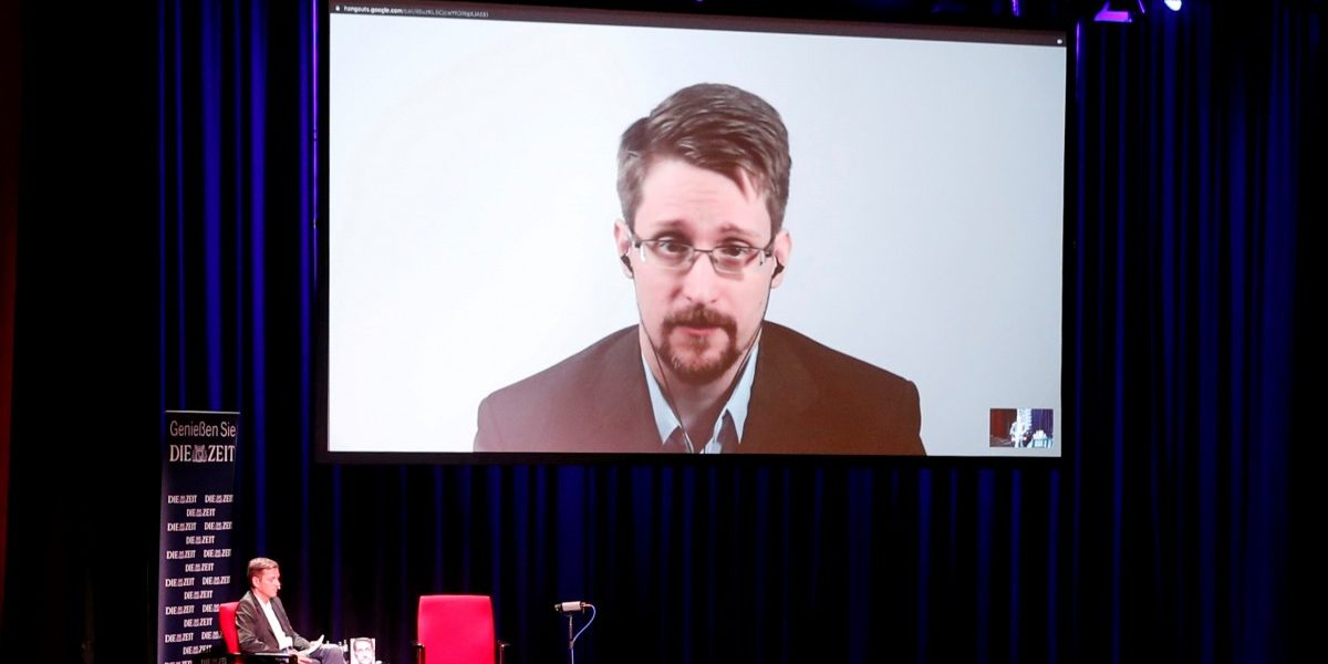United States sues Snowden over new book