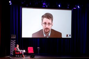 US Sues Edward Snowden to Seize Proceeds Made from His New Book
