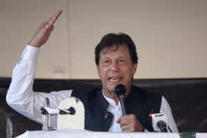 Pakistan PM Imran Khan Aims to Revive Afghan Peace Talks