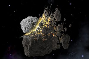 Distant Asteroid Calamity Shaped Life on Earth 466 Million Years Ago: Study