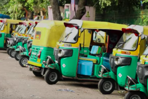 Ahmedabad Auto Drivers Strike Over Hefty Traffic Fines