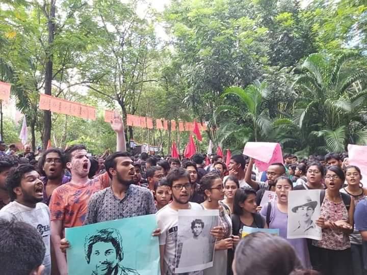 Unrest At Jadavpur University After Students Clash With Babul Supriyo