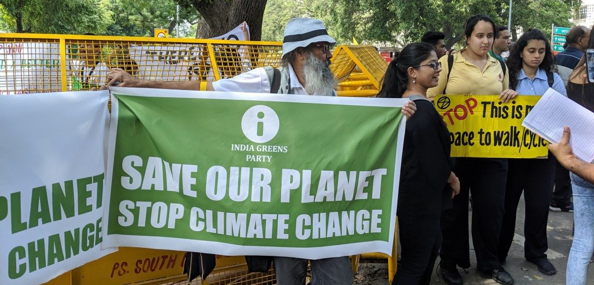 World Sees 'Largest Environmental Protest in History' for Climate Action
