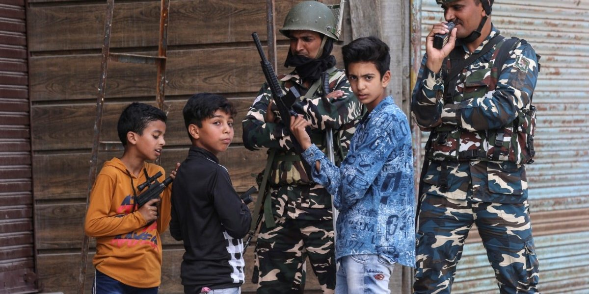J&K Police Denied Media Reports of Illegal Arrests of Minors. Its Own List Is Proof to Contrary