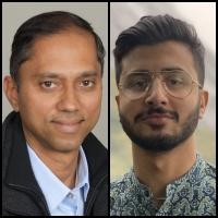Priyaranjan Jha and Pranay Jha