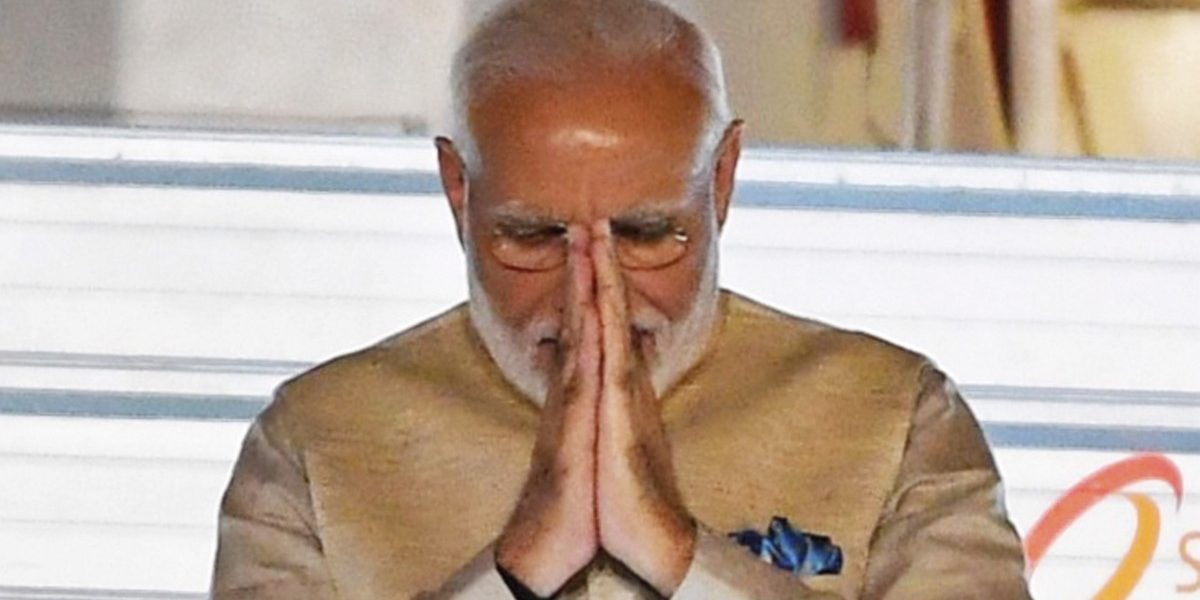 Those Not Proud of Modi Being Called 'Father of India' Aren't Indians: Union Minister