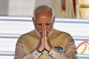Rs 255 Crore Spent on Chartered Flights For Modi's Foreign Tours in 3 Years