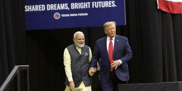 India Offers Access to Poultry,DairyMarkets to Secure Elusive Trade Deal With Trump