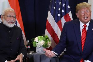 Trump Told Modi India Needn't Worry About China as They Don't Share a Border: Book