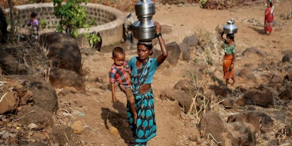 As Droughts Spread Across India, So Does Water Budgeting