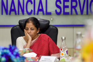 Nirmala Sitharaman Meets Private Sector Lenders, Says 'Things Will Look Up'