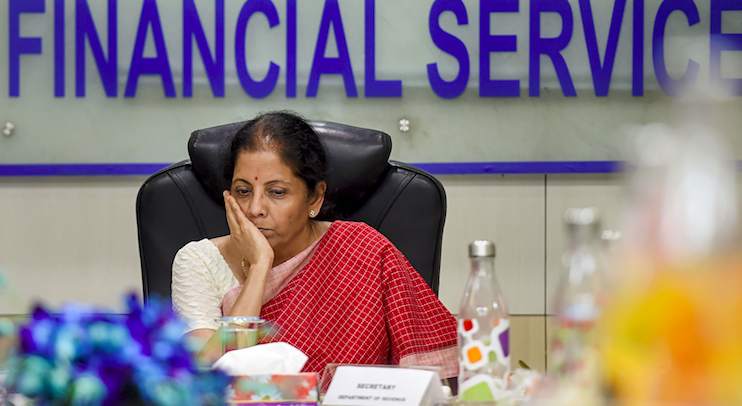 FM Sitharaman calls meeting with private banks, NBFCs 'tonic-like'