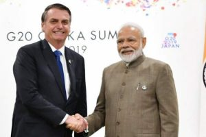 As Bolsonaro Comes to R-Day, Here's How India and Brazil Can Cement Strategic Ties