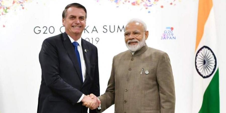Jair Bolsonaro and India's New Circle of Friends