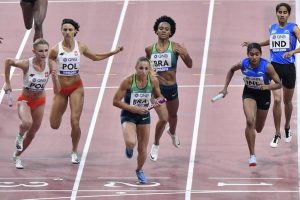 World Athletics: Olympic Birth Secured, Indian Mixed 4X400 Relay Team Finishes 7th in Finals