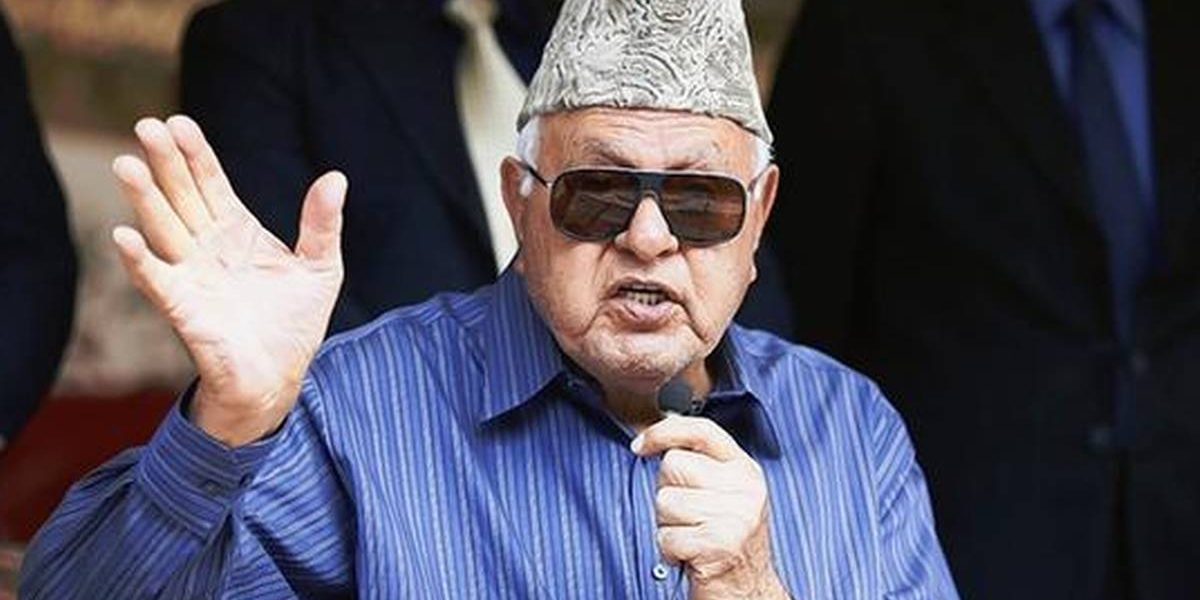 Farooq Abdullah's Detention Under Public Safety Act Extended By Another 3 Months