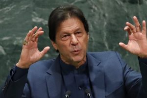 Imran Khan's UN Speech Was Aimed at Helping Pakistan's Army, Not the Kashmiris