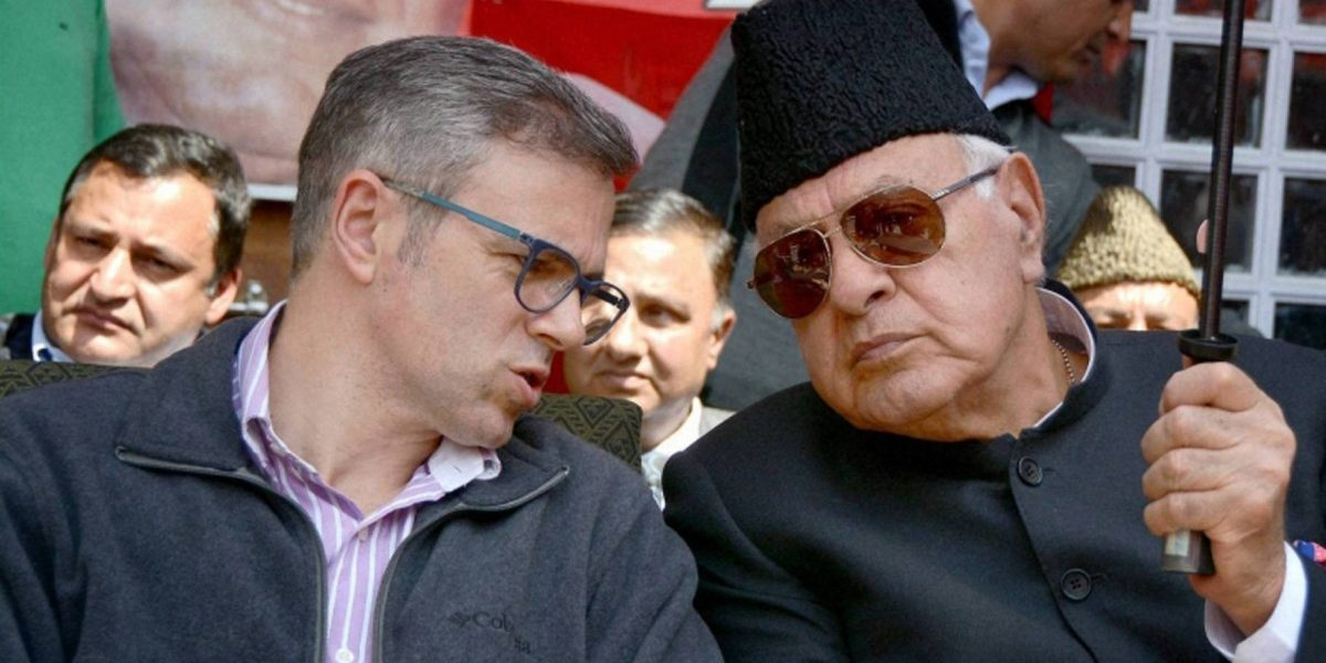 Farooq, Omar Move HC for Release of 16 Party Leaders Detained Since August 5 Last Year