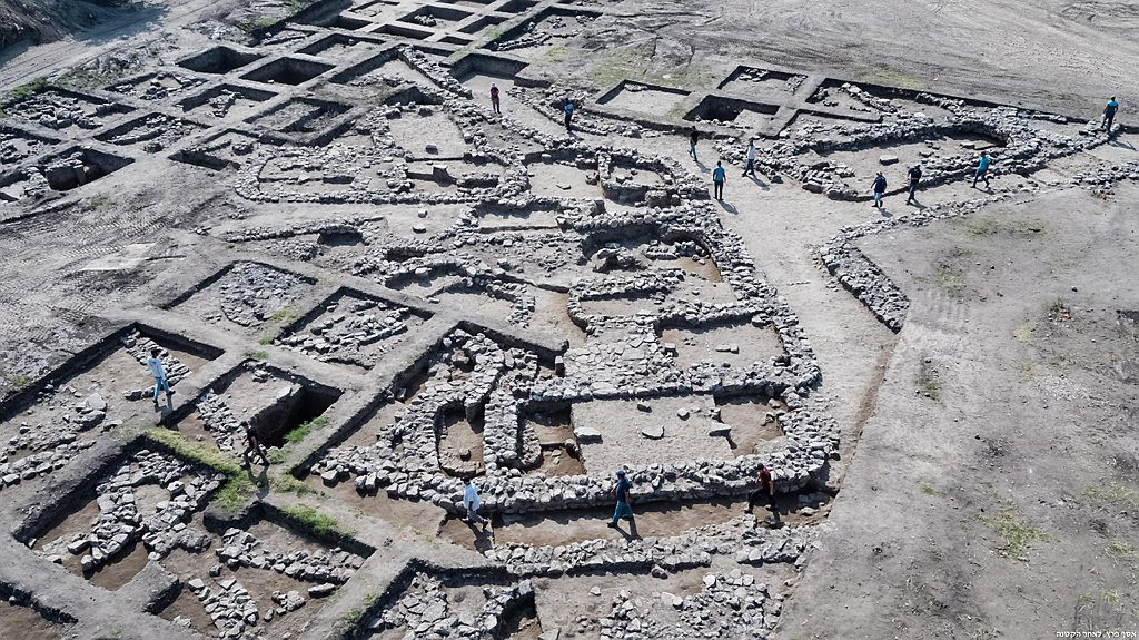 Archaeologists Claim Discovery of 'New York of the Early Bronze Age'