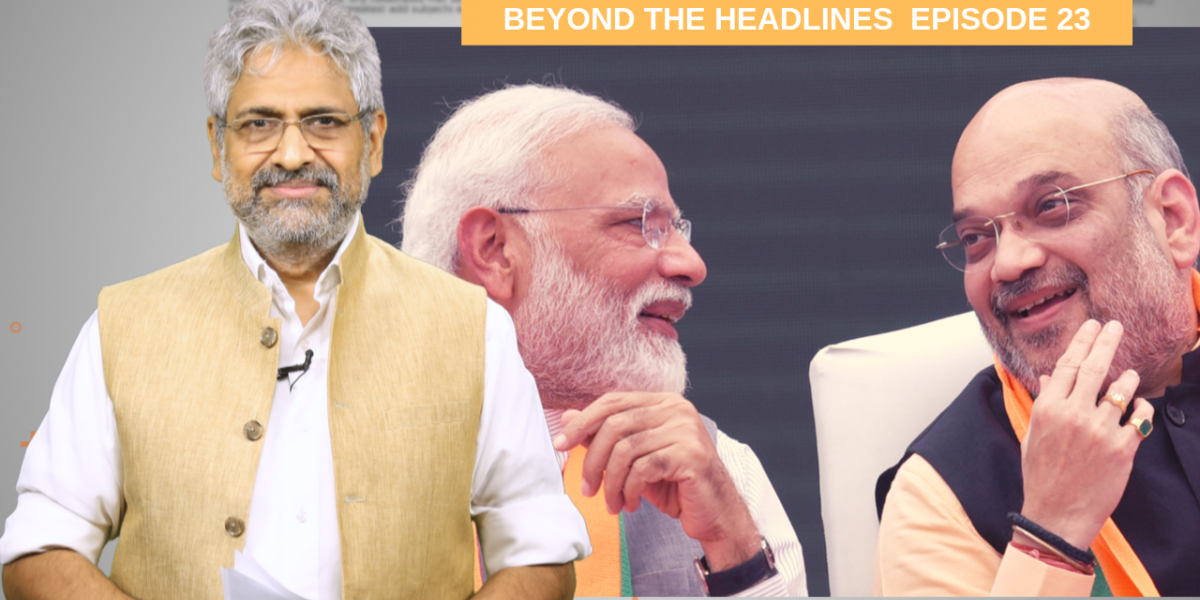 Watch | #BeyondTheHeadlines: No Place for Kashmir in 'One Country, One Constitution'