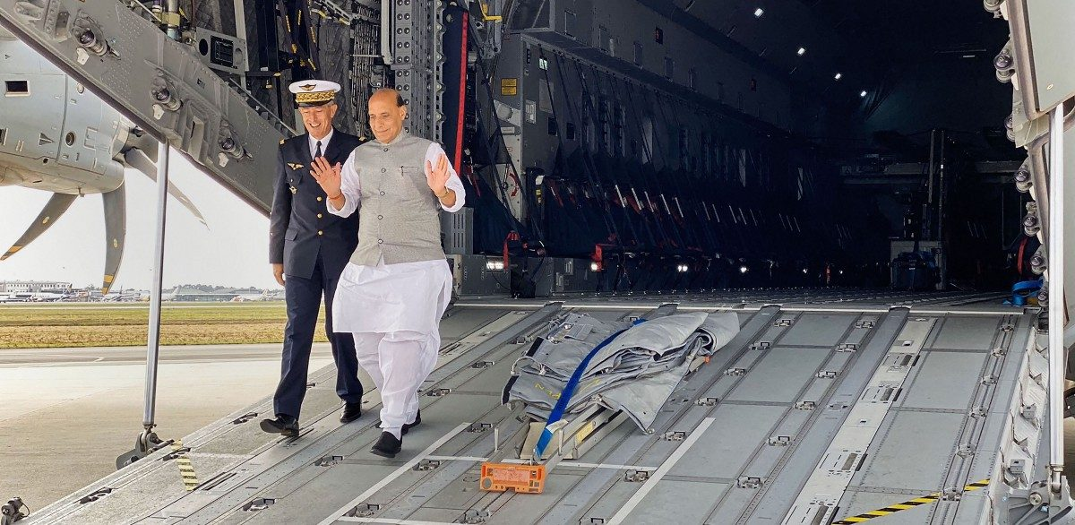 As Rajnath Singh Receives First Rafale Aircraft, Here's What We Still Don't Know About the Deal