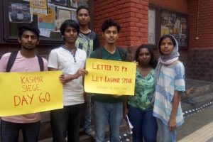 Postcards to the PM: Why Students' Solidarity With Kashmir Is Significant