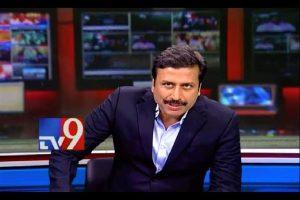 Hyderabad: Fresh Case Registered Against Journalist Ravi Prakash, Arrested Again