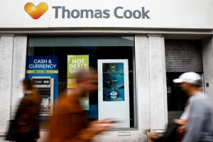 Hays to Buy Thomas Cook's British Stores in Reprieve for Nearly 2,500 Workers