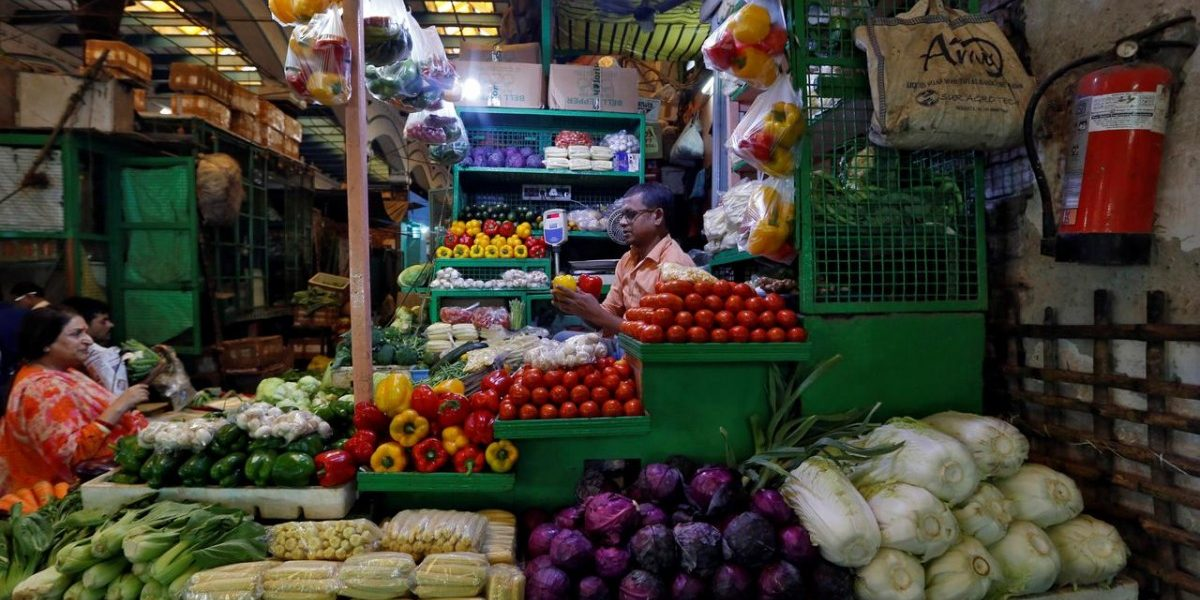 India's Inflation Surged in September But Won't 'Bring Tears' to RBI: Reuters Poll
